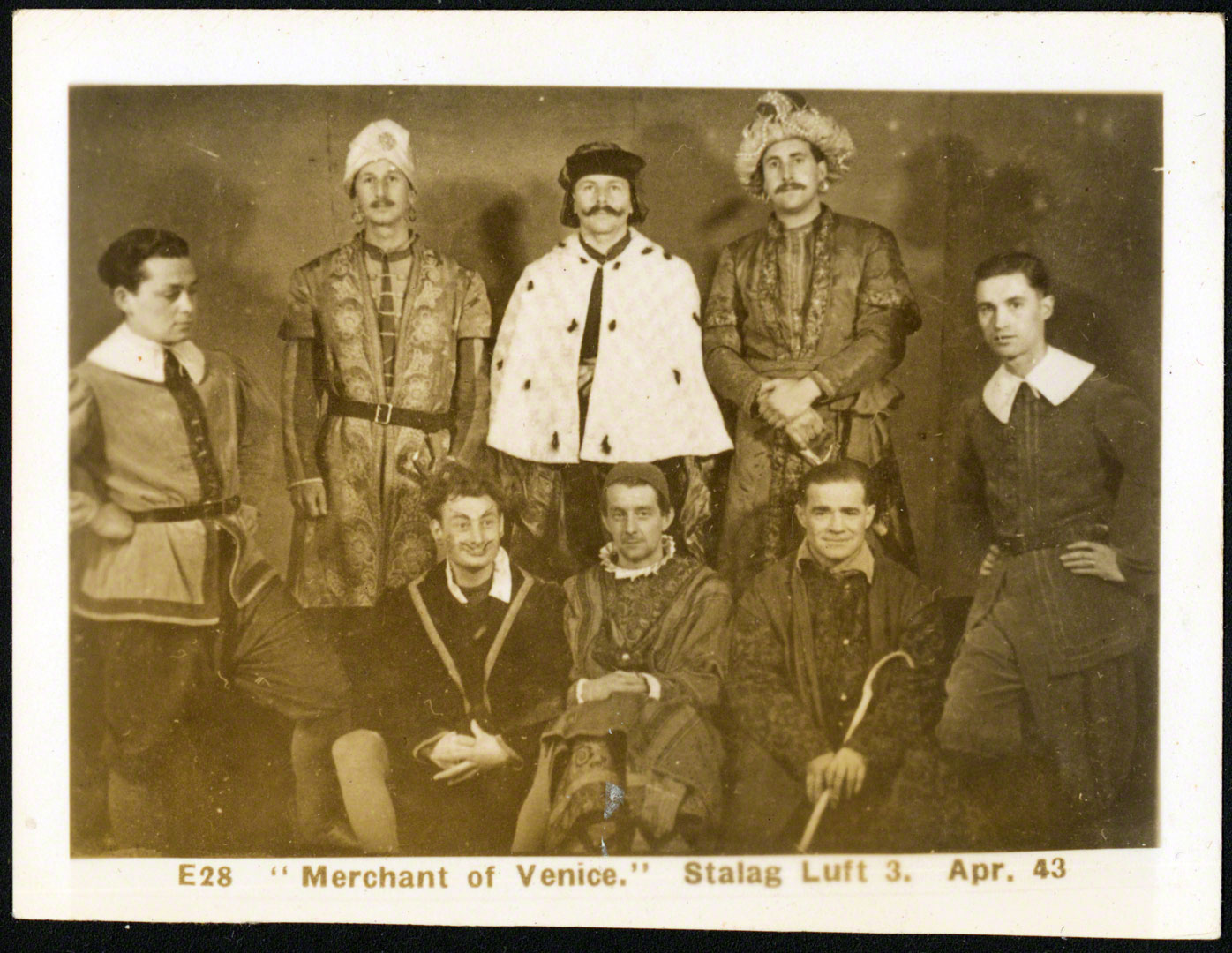 Cast of The Merchant of Venice