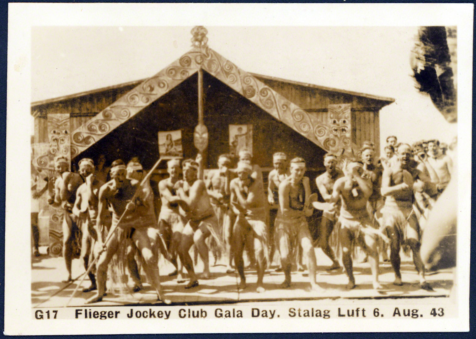 Jockey Club Day at Stalag Luft VI