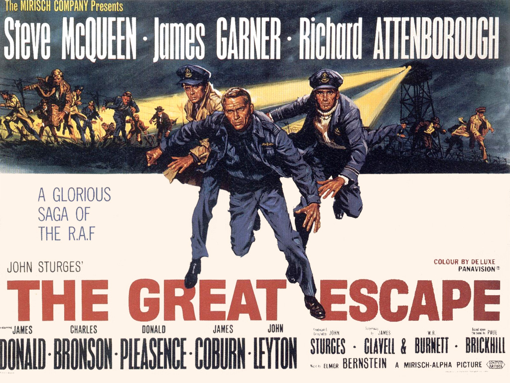 the great escapre